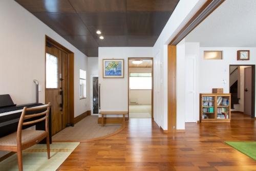 塗装、断熱、耐震、減税などリフォーム相談会。写真は札幌東急リフォームの施工実例です。