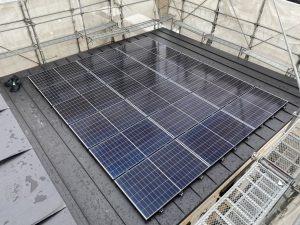 太陽光発電②