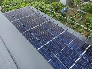 太陽光発電イメージ①