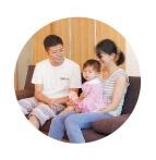 札幌市中央区 T様邸 ご家族