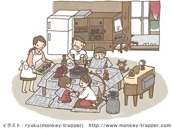 ジンギスカンは、北海道の食の代表